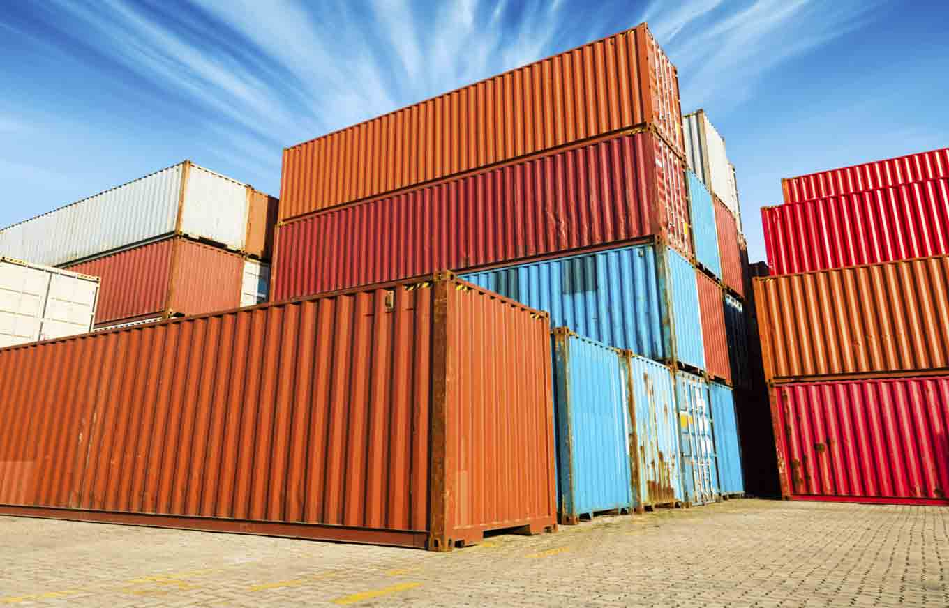 Container Sales Rentals Omega