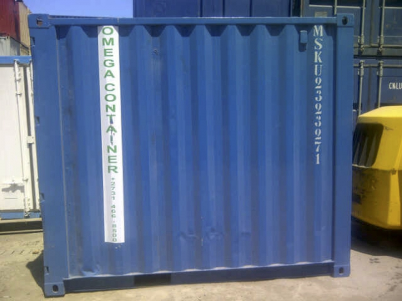 Container Sales & Rentals | Omega